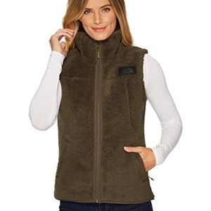 The North Face Olive Campshire Vest